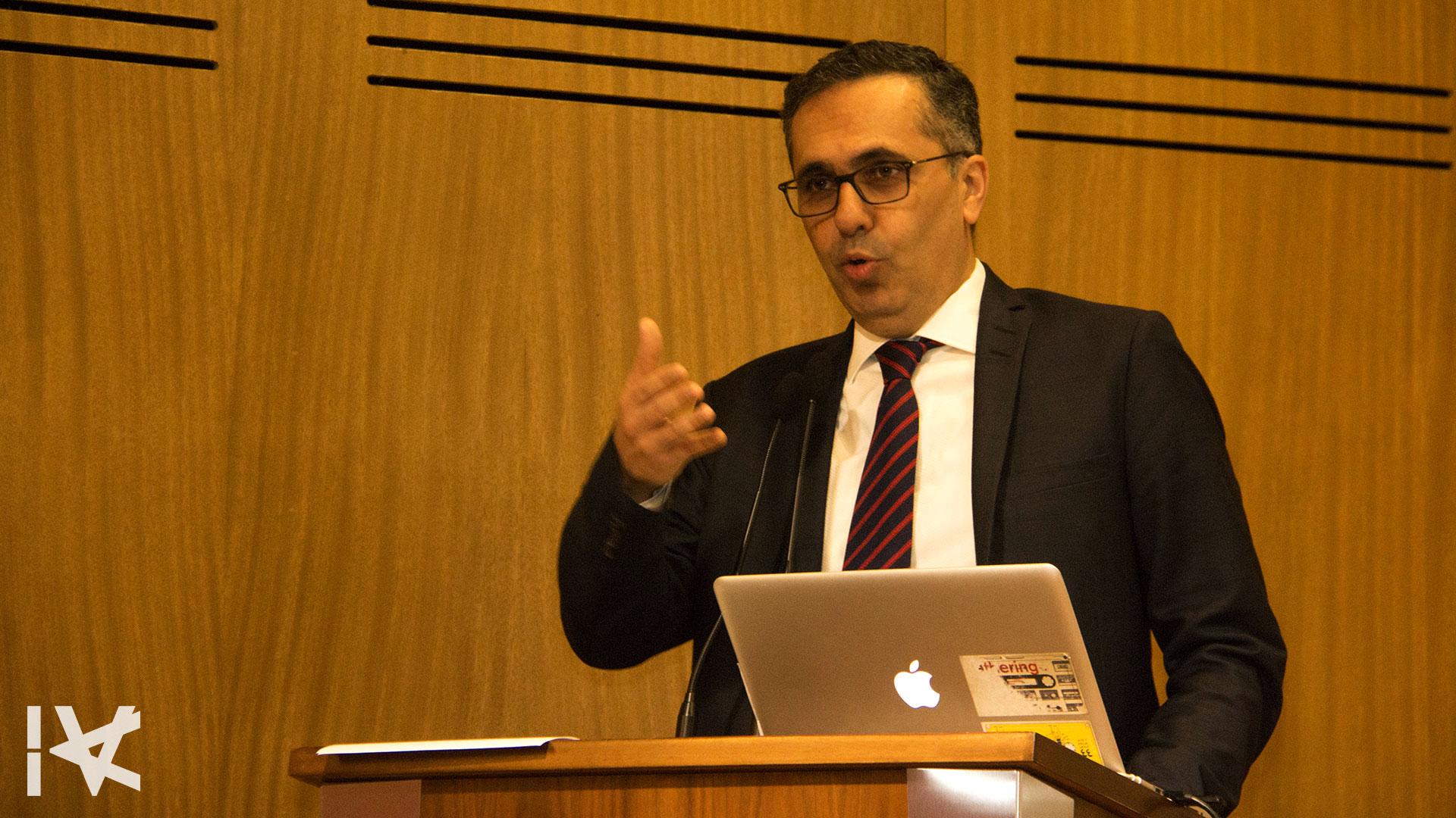 Dr. Samir Abou Nassif, Vice President of BIU